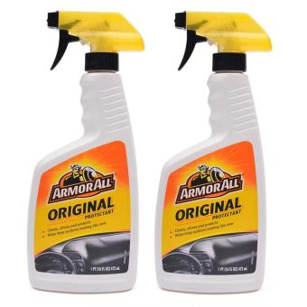 Armor All Original Protectant 473ml (Bundle of 2)