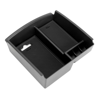 Armrest Storage Box Stowing Tidying Phone Tray Car Organizer Car-styling - intl