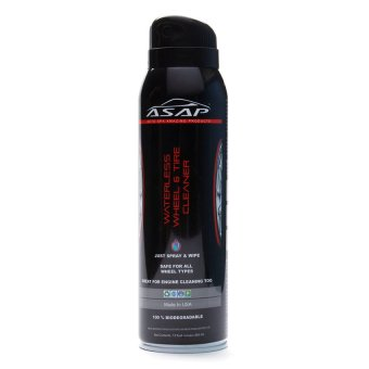 ASAP Waterless Wheels and Tire Cleaner