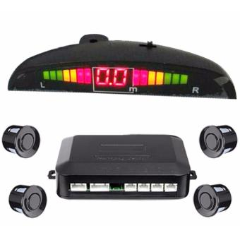 Assistant Parking sensor with Led Display and 4 Sensors Price Philippines