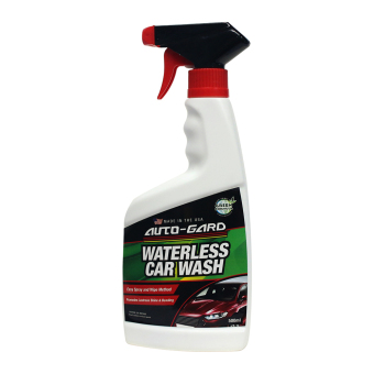 Auto-Gard Waterless Car Wash (500ml)