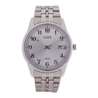 Axis Gents Silver Stainless Steel Watch Ah1267-0103 Price Philippines