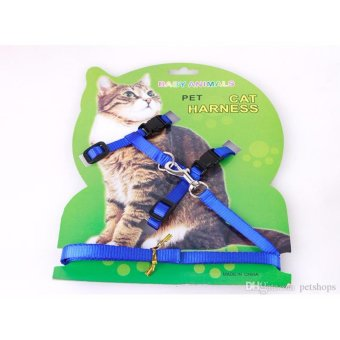 Baby Animals Pet Cat Harness (color may vary) Price Philippines