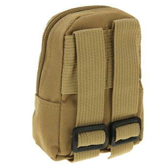 Backpack Style Pouch Bag (Beige) - picture 2