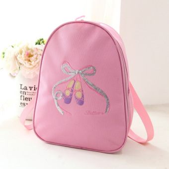 Baet New style dance bag female dance bag shoulder back
