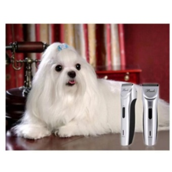 Baoli Pet Hair Clipper Complete Set (Black/Grey) Price Philippines