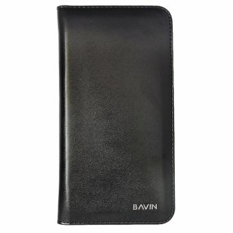 Bavin Leather Wallet (Black) Price Philippines