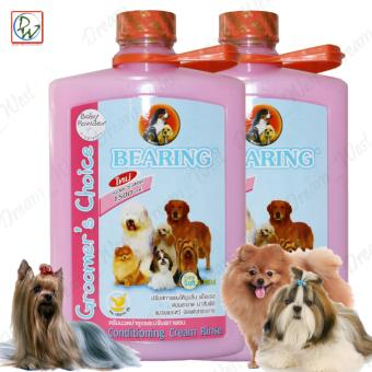 Bearing Conditioning Cream Rinse Dog Shampoo Extra Soft & MildGroomer's Choice 1500ml Set of 2 Price Philippines