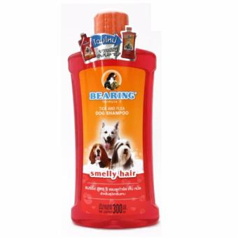 Bearing Formula 5 Tick and Flea Dog Shampoo (for Smelly Hair) -300ml