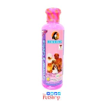 BEARING Groomer's Choice Shampoo 365ml (Bubble Gum) Price Philippines