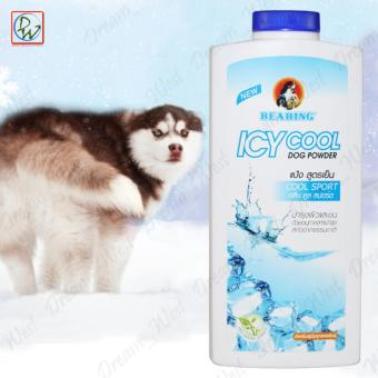 Bearing Icy Cool Dog Powder Cool Sport Dog Dry Shampoo 150g Price Philippines