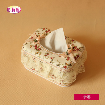 Beautiful and practical car with a napkin cardboard box bread box