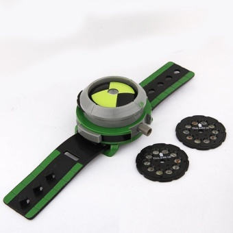 Ben 10 Alien Force Illumintator Projector Watch Toy Gift for Child- intl - 4