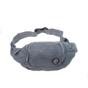 BENCH- BGU0124GY3 Men's Belt Bag (Grey)