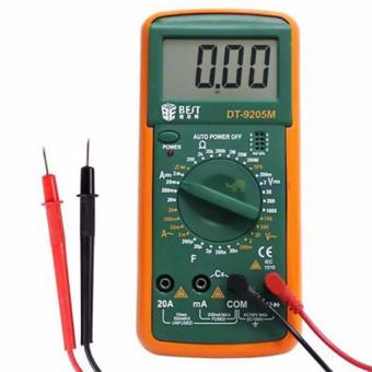 Best Digital Multimeter Electronic Tester Meter (Green) Price Philippines