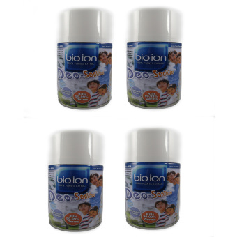 Bio Ion Deo Sanitizer Aerosol Refill 250ml (Sakura Scent) Set of 4