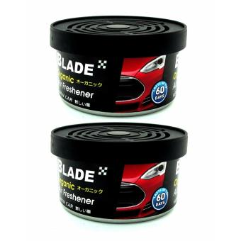 Blade AN8901 Steering Wheel Cover + Blade Organic Air Freshener NewCar(set of 2) - 3