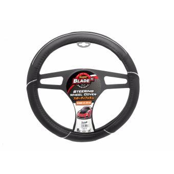 Blade AN8901 Steering Wheel Cover + Blade Organic Air Freshener NewCar(set of 2) - 2