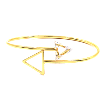 Bling Bling Aimil Gold Bracelet Bangle Jewelry