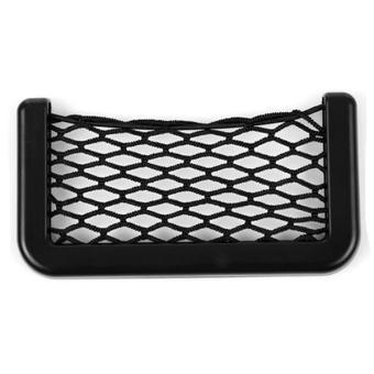 Bluelans Universal Car Seat Bag Phone Holder (Black)