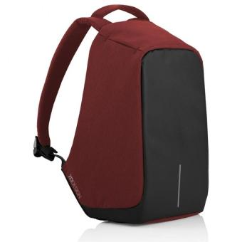 BOBBY Anti-Theft Backpack by XD Design (Red is the New Black) Price Philippines