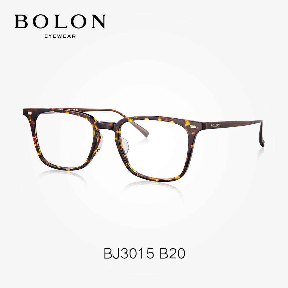 Philippines | Bolon bj3015 retro men near-sighted glasses Frame ...