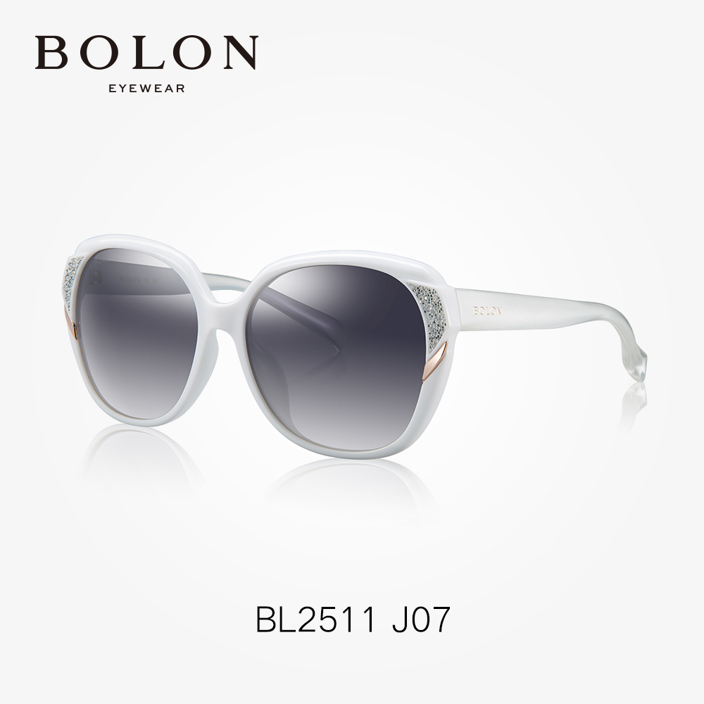0f3beaf8a0 Bolon bl2511 female ultra-clear polarized sunglasses sun glasses