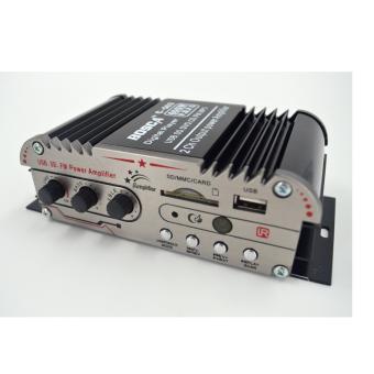 Bosca Car Amplifier - 2