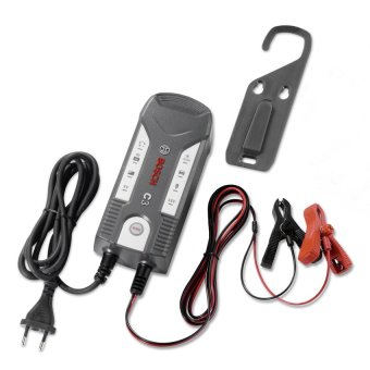 Bosch Battery Charger C3 (Black)