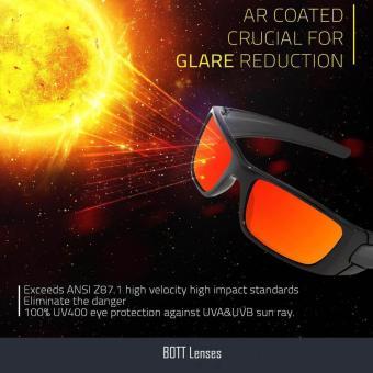 BOTT Replacement Lenses for Holbrook Sunglasses Polarized Green -intl - 3