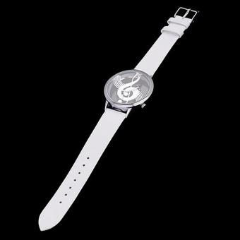 Bounabay Luxury Design Quartz Analog Hollow Music Note G4 G ClefWatch - intl - 4