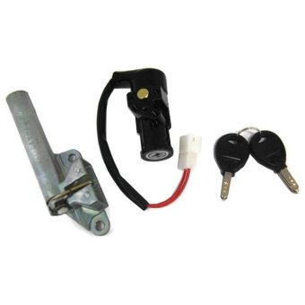 BSEC 00829 Anti-Theft Key Set for Honda XRM125