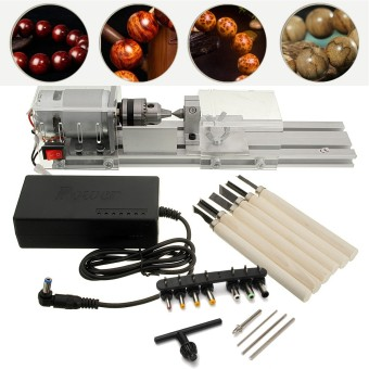 Buddha Lathe Saw Machine Tools Set Woodworking DIY Beads Polishing Cutting Drill - intl