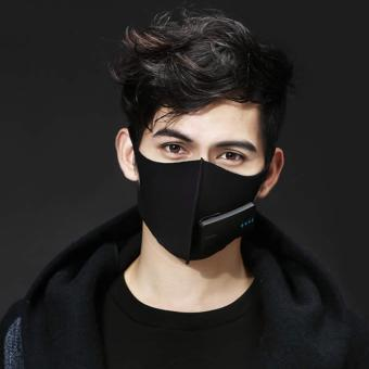 Bulu&Blue B02 N95 Light Smart Mask (Black) Price Philippines