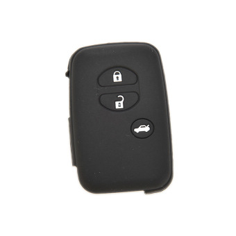 Buytra Car Key Case Cover Holder Shell For Toyota Camry Crown