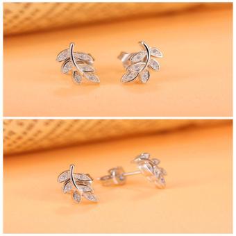 Candy Online Korean Silver Earrings Jewelry ED213 - 4