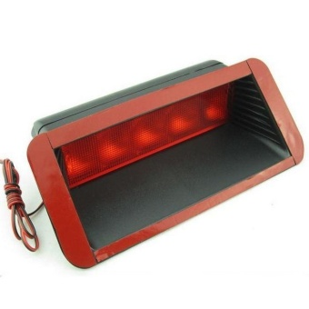 Car Accessory Auto ATV SUV DC 12V LED Stop Fog Tail Brake LightLamp - intl Price Philippines