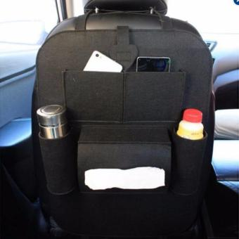 Car Back Seat Organizer (random color) - 3