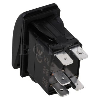 Car Boat ARB Rocker Switch (Black) - picture 2
