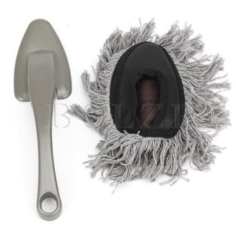Car Cleaning Brush (Gray) - picture 3