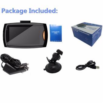 Car DVR CCTV Dash Camera Night Vision Recorder - intl - 2
