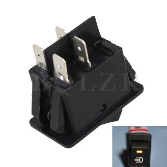 Car Fog Light Switch (Black) - picture 3