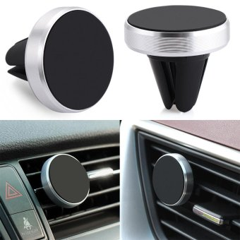 Car Magnetic Air Vent Mount Holder Stand For Mobile Cell Phone GPS- intl