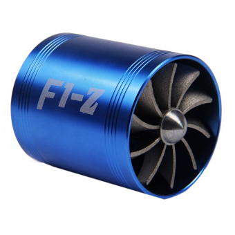 Car Modification Intake Turbine Fit for Air Intake Hose Diameter65-74mm