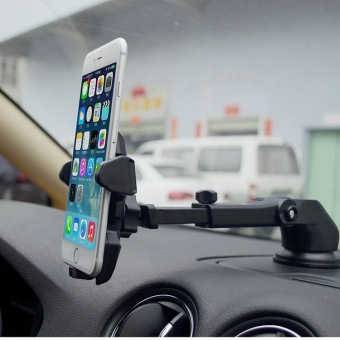 Car mounted mobile phone support car dashboard navigation Silicone