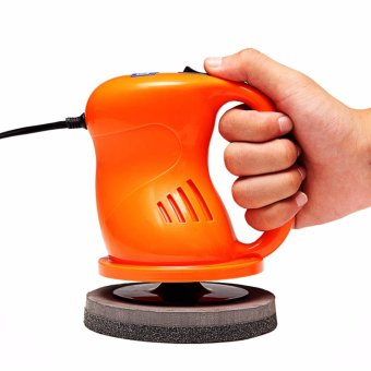 Car Polisher Waxing Machine for Car (Orange) - intl Price Philippines