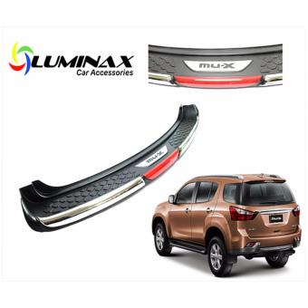 Car Rear Bumper Plate Cover Door sill for Isuzu MU-X SUV 2WD 4WDProtective and high quality rear bumper Price Philippines