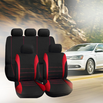 Car Seat Cover Universal Fit Car Styling Car Cover Seat Protector Red Price Philippines