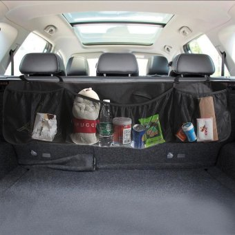 Car Trunk Storage Organizer for SUV-MPV-Pickup - intl
