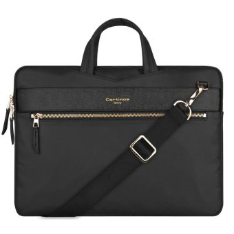 Cartinoe Premium 13 ~ 13.3 inch Laptop Notebook Carrying Messenger Shoulder Bag Briefcase Handbag Sleeve for Macbook Air 13'' / Retina 13 Inch - intl